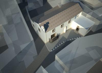 Concept Design Cappella 01 Noi Architetti Napoli