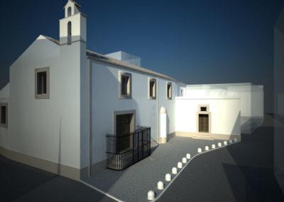 Concept Design Cappella 02 Noi Architetti Napoli