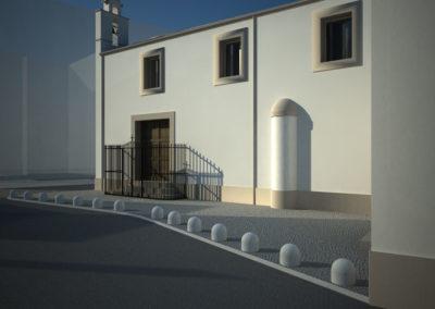 Concept Design Cappella 03 Noi Architetti Napoli