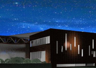 Concept Design Chiesa Evangelica Noi Architetti Napoli