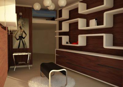 Concept Design Negozio 01 Noi Architetti Napoli