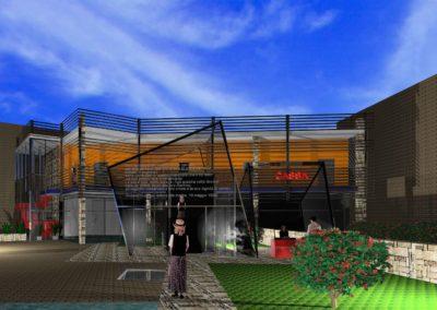 Concept Design Parcheggio 03 Noi Architetti Napoli