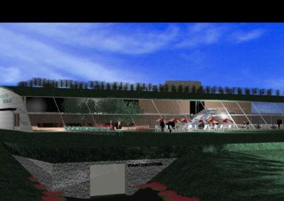 Concept Design Resort 02 Noi Architetti Napoli