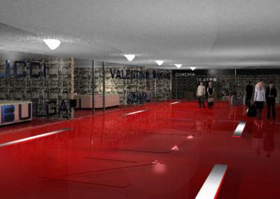 Concept Design Resort 03 Noi Architetti Napoli