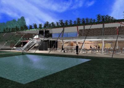 Concept Design Resort 04 Noi Architetti Napoli