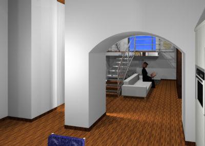 Recupero Casa Rurale 01 Noi Architetti Napoli