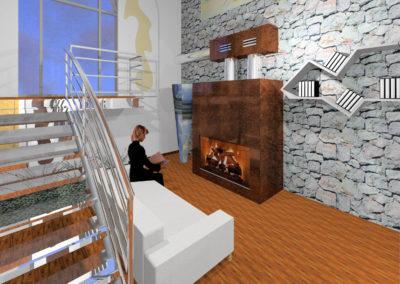 Recupero Casa Rurale 03 Noi Architetti Napoli