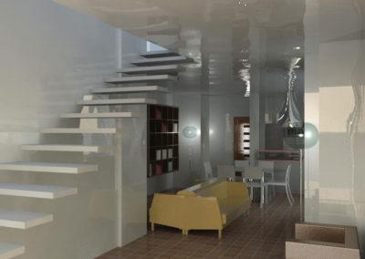 Recupero Casa Rurale 06 Noi Architetti Napoli